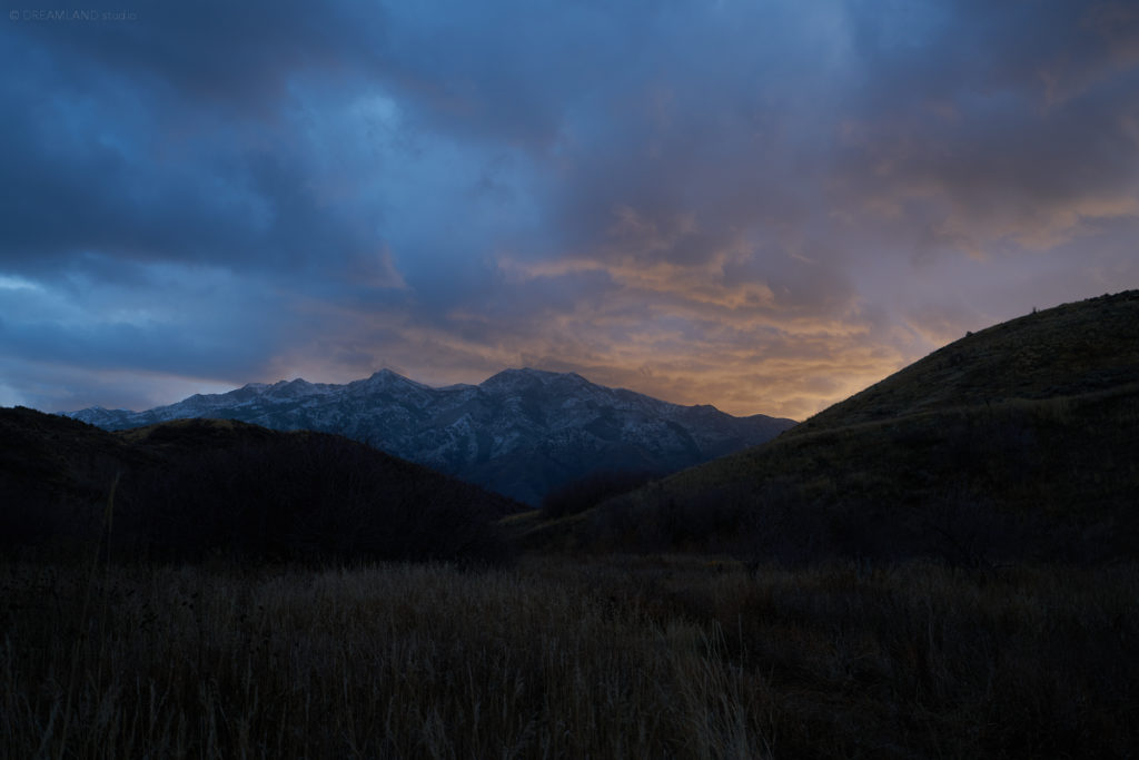 Utah Mountain