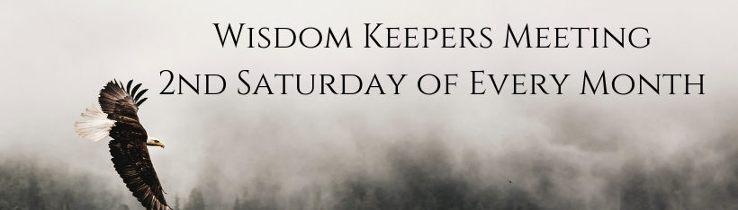 Wisdom Keepers banner